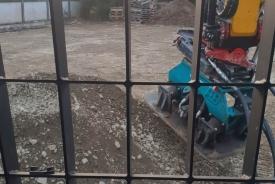 Preparing site for building